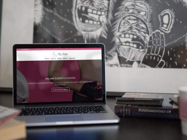 weboldal készítés kisvállalkozásoknak